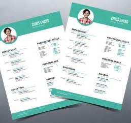 lebenslauf design 30 kreative kostenlose druckbare lebenslauf vorlagen