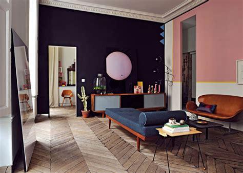 cuisine appartement parisien un appartement parisien au décor ées 50