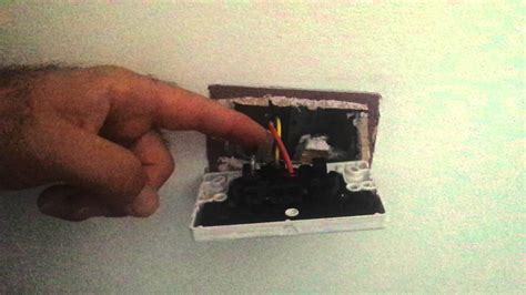 how to wire a power point