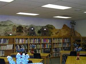 Elementary School Library - Savard Creative Design
