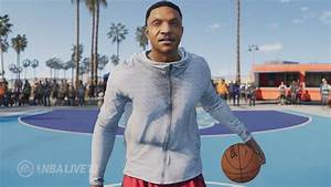 NBA Live 18 - Is That Chris Smoove? Crossover Poster ...