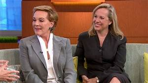 Julie Andrews and Daughter Release Children's Book Video ...