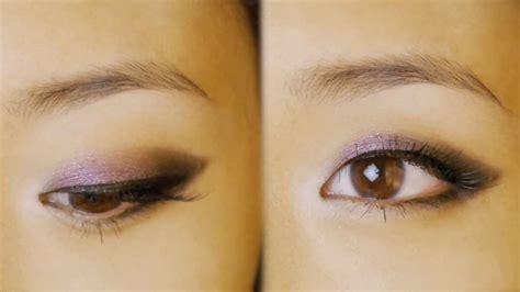 enhance monolid eyes youtube