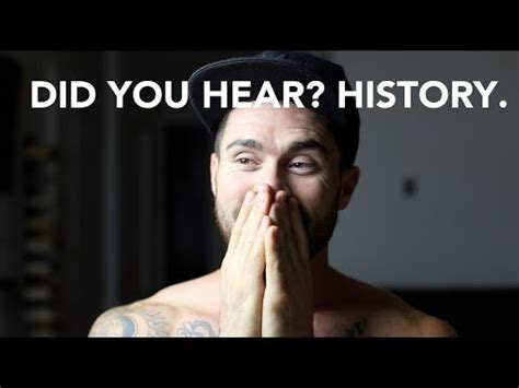Did You Hear? History Youtube