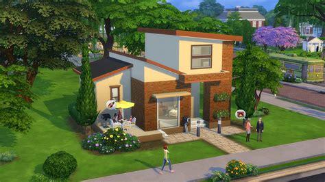Sims 4 Moderne Häuser by 161 Seis Casas B 225 Sicas Que Cuestan Menos De 20000 Simoleones