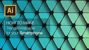 how, to, make, triangle, wallpaper, for, your, smartphone, in