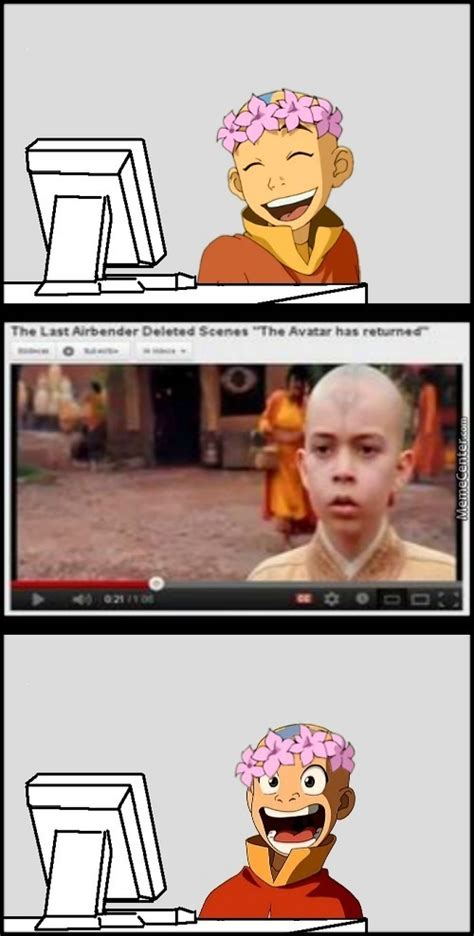 Avatar The Last Airbender Memes - when you see something so cringe worthy that you scream in horror by greywolfhound meme center