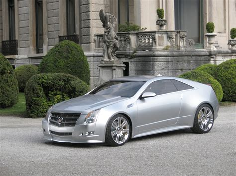 Cadillac Cts Coupe Concept by Officially Official 2011 Cadillac Cts Coupe Gm Authority