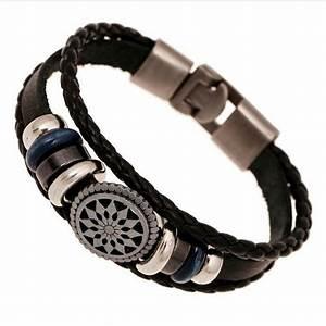 bracelet acier homme l39accessoire parfait With robe fourreau combiné avec bracelet cuir homme