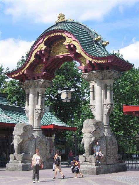 Zoologischer Garten Routenplaner by Zoologischer Garten Berlin Tourismus Berlin Viamichelin