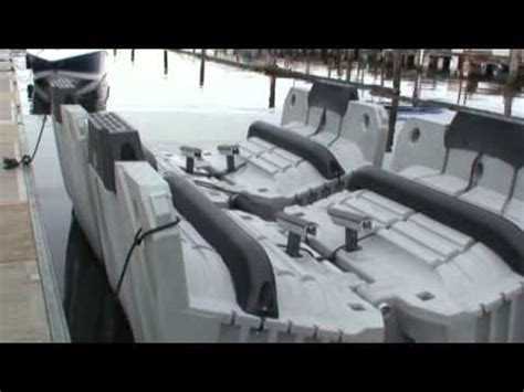 Superior Boat Lifts by Superior V Lift Boat Lift By Sunstream