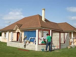 Permis De Construire Veranda : veranda 20m2 permis de construire ~ Melissatoandfro.com Idées de Décoration