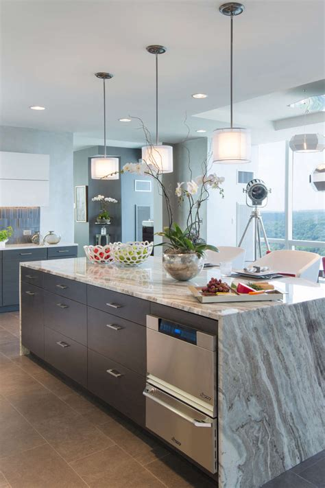 kitchen countertops island ny contemporary kitchen design bilotta ny 7902