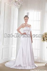 ivory empire beach informal wedding dresses for spring1st With ivory informal wedding dresses