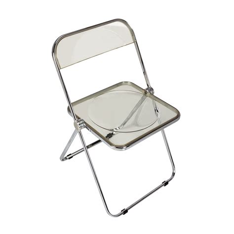 giancarlo piretti plia folding chair rentals furniture