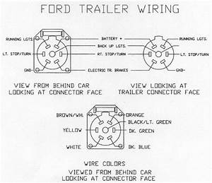 2013 Ford F350 Trailer Wiring Diagram