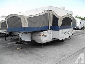 2003 jayco eagle pop up camper with slide out a c toilet With pop up camper with bathroom for sale
