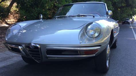 1967 Alfa Romeo Duetto For Sale by 1967 Alfa Romeo Duetto For Sale Walk Around