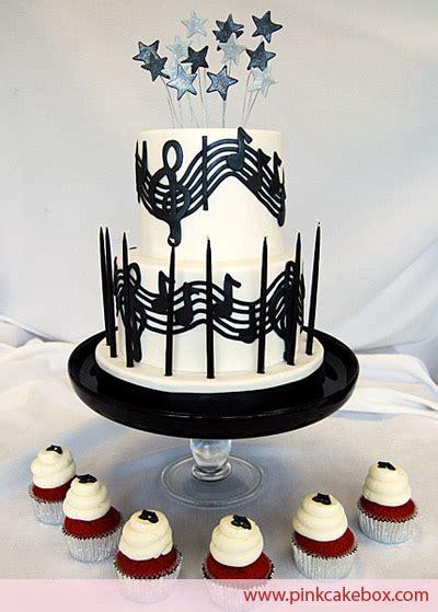 Musical Birthday Cake » Cupcakes