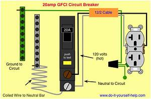 120v Breaker Wiring Diagram  U2013 Diagram Database