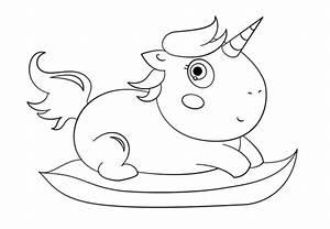 Einhorn Bilder Kostenlos : ausmalbild baby chibi einhorn ausmalbilder kostenlos zum ausdrucken ~ Buech-reservation.com Haus und Dekorationen