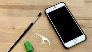 How To Properly Clean Your Iphone U0026 39 S Speakers Without Damaging Them
