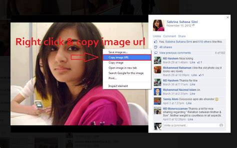 check  fake profiles  facebook step  step