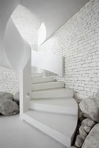 Le mur en brique décors spectaculaires Archzine fr