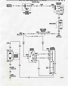 Heater Blower Switch