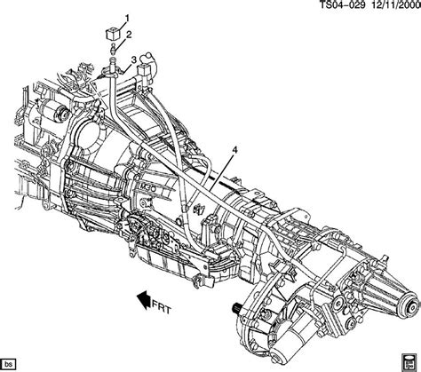 2000 Chevy Tahoe Transmission Diagram by 4l60e Transmission Parts Diagram Car Interior Design