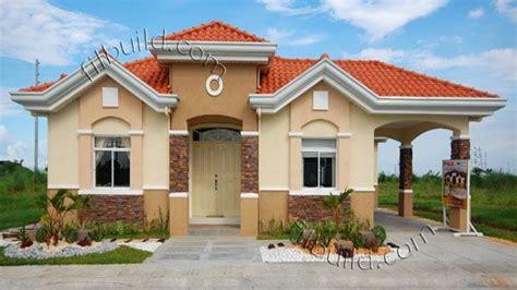 Bungalow House Plans Philippines Design Philippine House