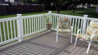 deck awesome trex decking lowes trex decking lowes deck boards menards white vinyl railing