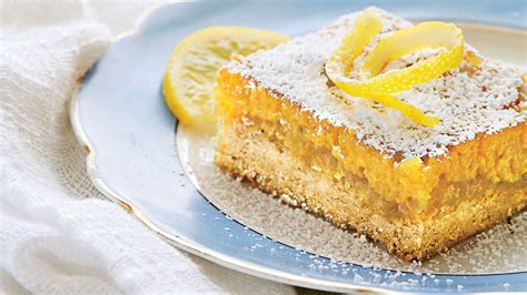 lemon bar cake recipe southern living