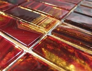 Aria, 615, Luxury, Black, Cherry, Murano, Glass, Italian, Mosaic, Tiles