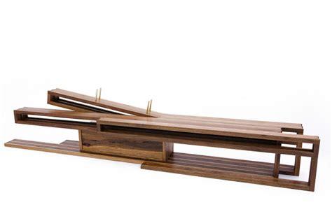 bureau bench østberg bench by sawdust bureau design