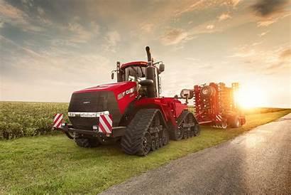 Quadtrac Sunset Ih Tractor Case Steiger 500px