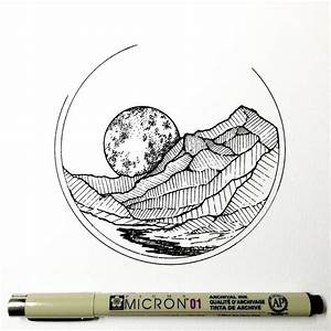 Easy Pen And Ink Drawings | www.imgkid.com - The Image Kid ...