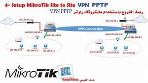 Mikrotik Router Pptp Site To Site Vpn