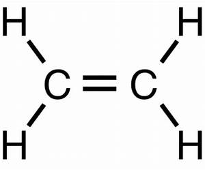 How Is The Structural Formula For C2h4 Determined