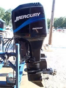 115 HP Mercury Outboard 2 Stroke Motor