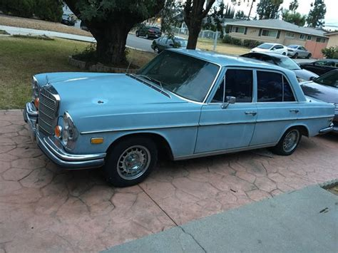 Mercedes benz 450 sel 6 9 w116 laptimes specs performance data. 1970 Mercedes 280 SE 4 door for Sale in Covina, CA - OfferUp