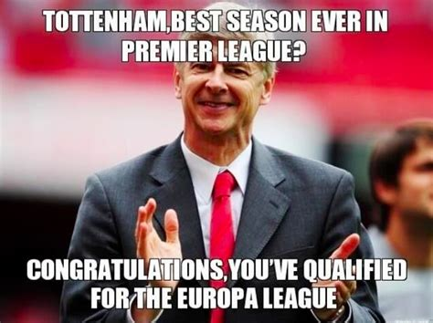 Funny Tottenham Memes - the meme pictures continue arsenal fans continue to take the piss out of tottenham arsenal