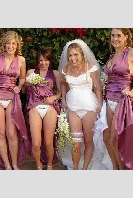 Traumarama: 20 of the Most Awkward Bridesmaid Photos | Brit + Co