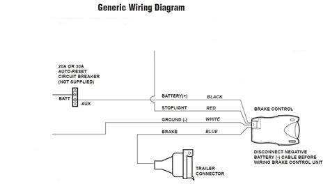 reese brake controller wiring diagram wiring library