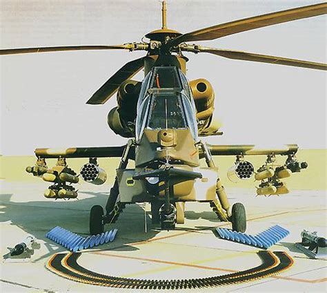 Deadly Denel Ah-2 Rooivalk South Africa