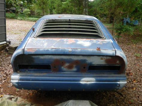 rare datsun   hatchback  parts car classic