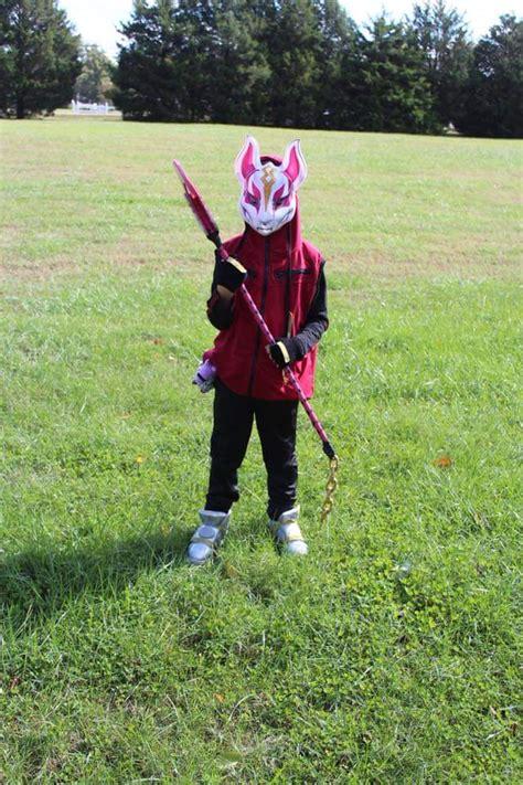 drift  fortnite halloween costume contest