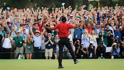 Woods Masters Tiger Augusta National Clock Timing