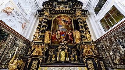 Religion Austria Stiftskirche Garsten Monastery Garst Cathedral