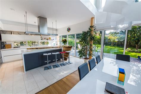 spaces design kitchens cardiff contemporary interior